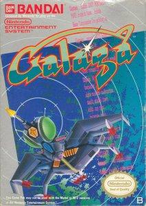 Galaga per Nintendo Entertainment System