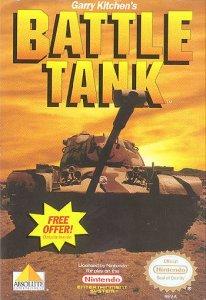 Garry Kitchen's Battletank per Nintendo Entertainment System