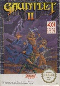 Gauntlet II per Nintendo Entertainment System