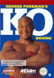 George Foreman's KO Boxing per Nintendo Entertainment System