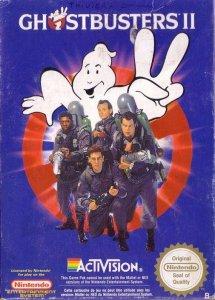 Ghostbusters II per Nintendo Entertainment System
