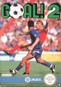 Goal II per Nintendo Entertainment System