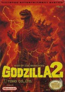 Godzilla 2: War of the Monsters per Nintendo Entertainment System