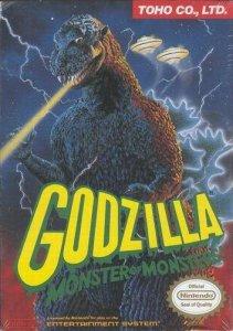Godzilla: Monster of Monsters! per Nintendo Entertainment System