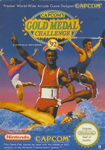 Gold Medal Challenge '92 per Nintendo Entertainment System