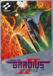 Gradius II: Gofer no Yabou per Nintendo Entertainment System