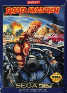 Road Avenger per Sega Mega-CD