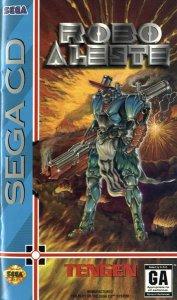 Robo Aleste per Sega Mega-CD