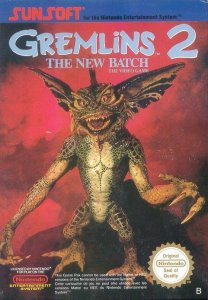 Gremlins 2: The New Batch per Nintendo Entertainment System