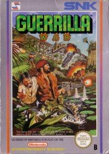 Guerrilla War per Nintendo Entertainment System