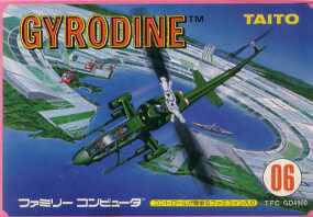Gyrodine per Nintendo Entertainment System