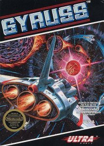 Gyruss per Nintendo Entertainment System