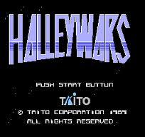Halley Wars per Nintendo Entertainment System