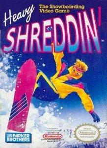 Heavy Shreddin' per Nintendo Entertainment System