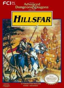 Hillsfar per Nintendo Entertainment System