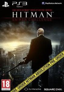 Hitman: Sniper Challenge per PlayStation 3
