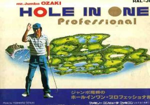 Hole in One Professional per Nintendo Entertainment System