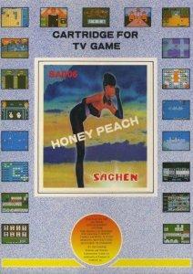 Honey Peach per Nintendo Entertainment System