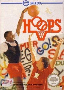 Hoops per Nintendo Entertainment System