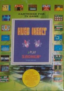 Huge Insect per Nintendo Entertainment System