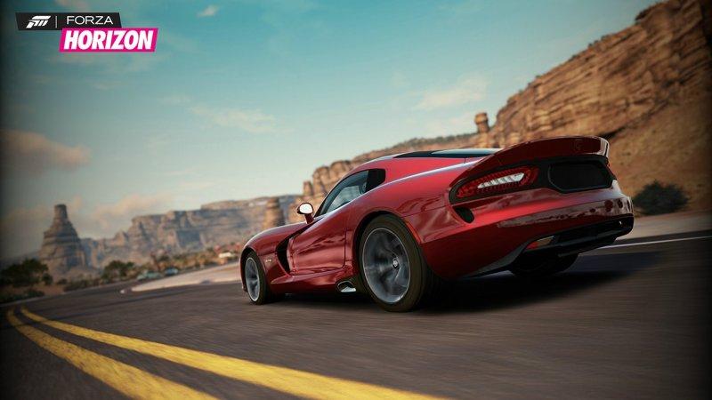Forza Horizon - Prima immagine e packshot