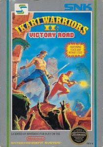 Ikari Warriors II: Victory Road per Nintendo Entertainment System