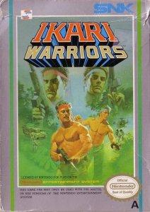 Ikari Warriors per Nintendo Entertainment System