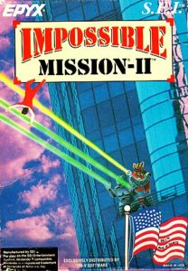 Impossible Mission II per Nintendo Entertainment System