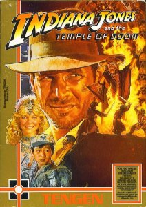 Indiana Jones and the Temple of Doom per Nintendo Entertainment System