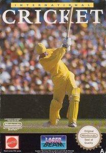 International Cricket per Nintendo Entertainment System