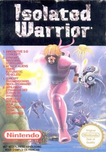 Isolated Warrior per Nintendo Entertainment System