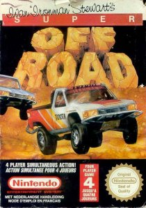 "Ivan ""Iron Man"" Stewart's Super Off Road per Nintendo Entertainment System"