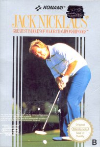 Jack Nicklaus Championship Golf per Nintendo Entertainment System