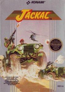 Jackal per Nintendo Entertainment System