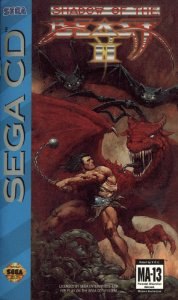 Shadow of the Beast II per Sega Mega-CD