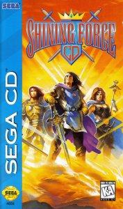 Shining Force CD per Sega Mega-CD