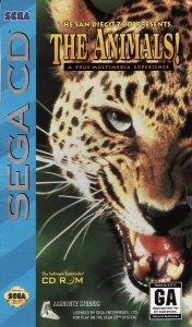 The San Diego Zoo Presents: The Animals! per Sega Mega-CD