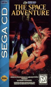 The Space Adventure per Sega Mega-CD