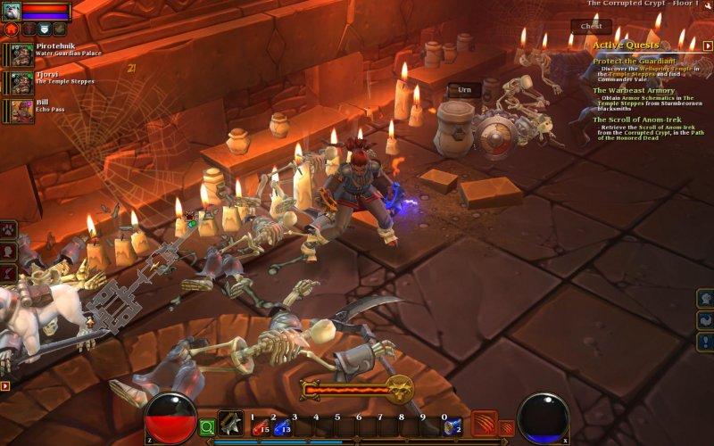 L'anti-Diablo III è già qui?