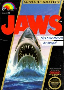 Jaws per Nintendo Entertainment System