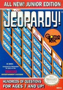 Jeopardy! Junior Edition per Nintendo Entertainment System
