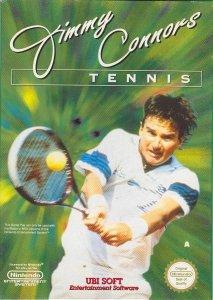 Jimmy Connors Pro Tennis Tour per Nintendo Entertainment System
