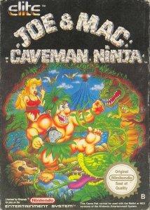 Joe & Mac: Caveman Ninja per Nintendo Entertainment System