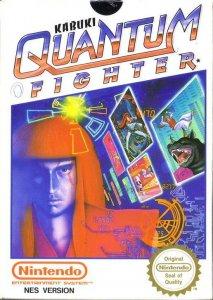 Kabuki Quantum Fighter per Nintendo Entertainment System