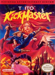 Kick Master per Nintendo Entertainment System