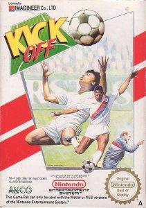 Kick Off per Nintendo Entertainment System