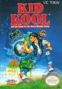 Kid Kool and the Quest for the Seven Wonder Herbs per Nintendo Entertainment System