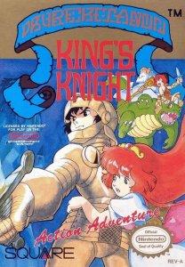 King's Knight per Nintendo Entertainment System