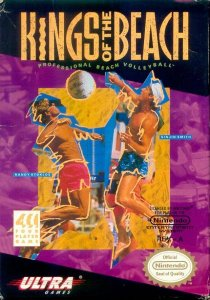 Kings of the Beach per Nintendo Entertainment System
