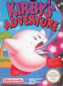 Kirby's Adventure per Nintendo Entertainment System